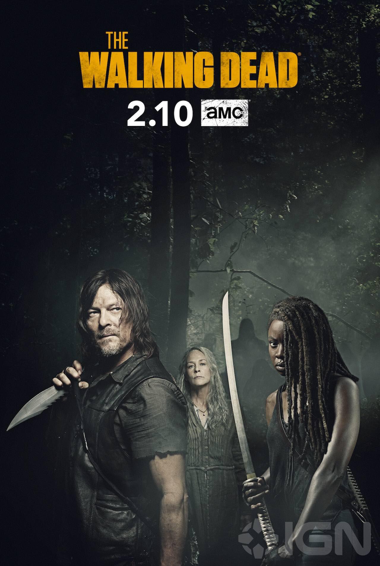 The Walking Dead Staffel 9 Trailer Deutsch