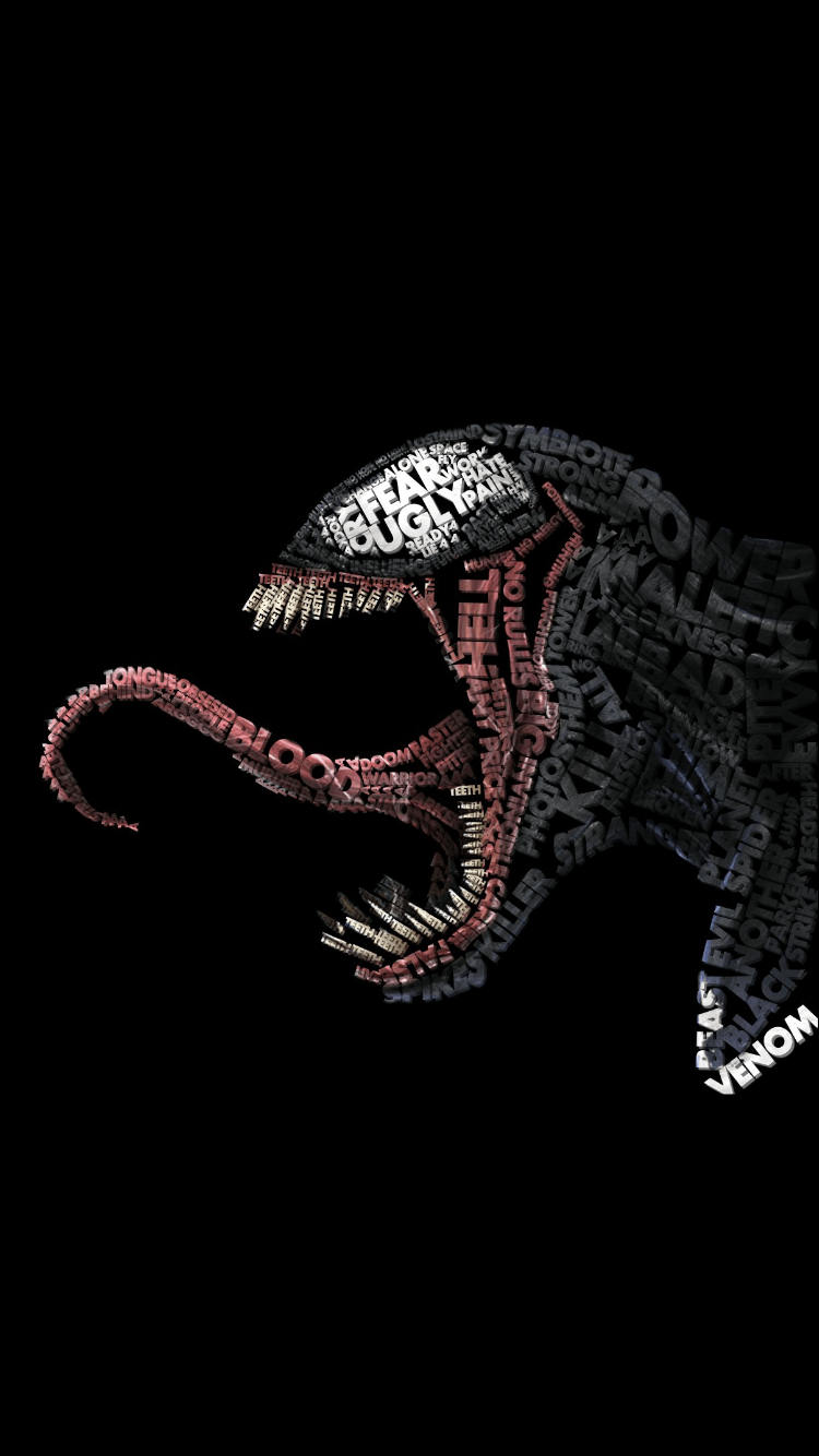 Venom 4k Mobile Wallpapers - Wallpaper Cave
