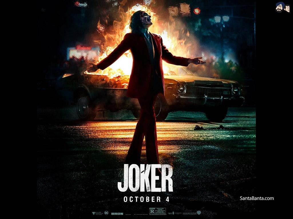 Joker 2019 Movie Wallpapers