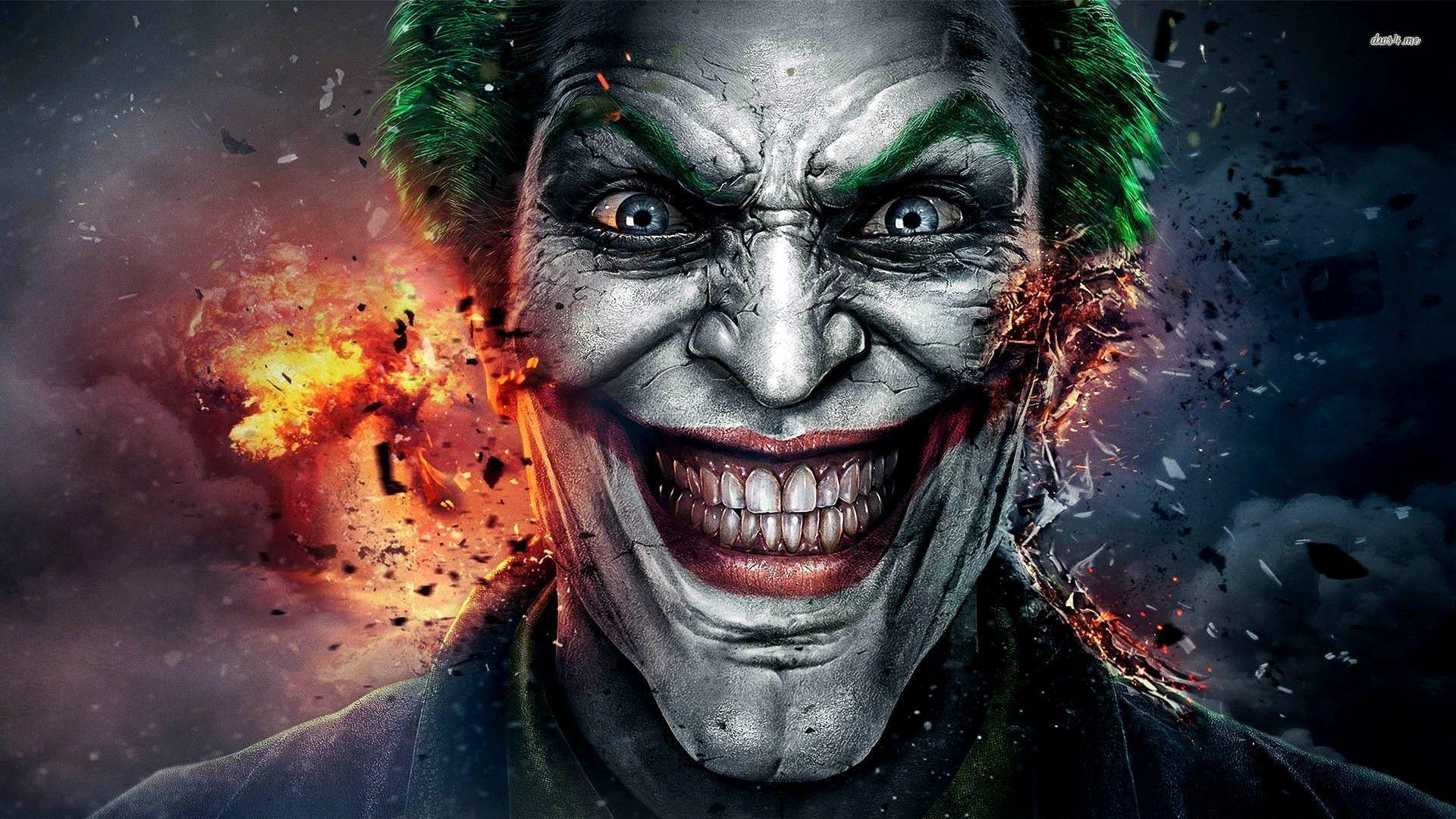 Joker 4K Ultra HD Wallpapers