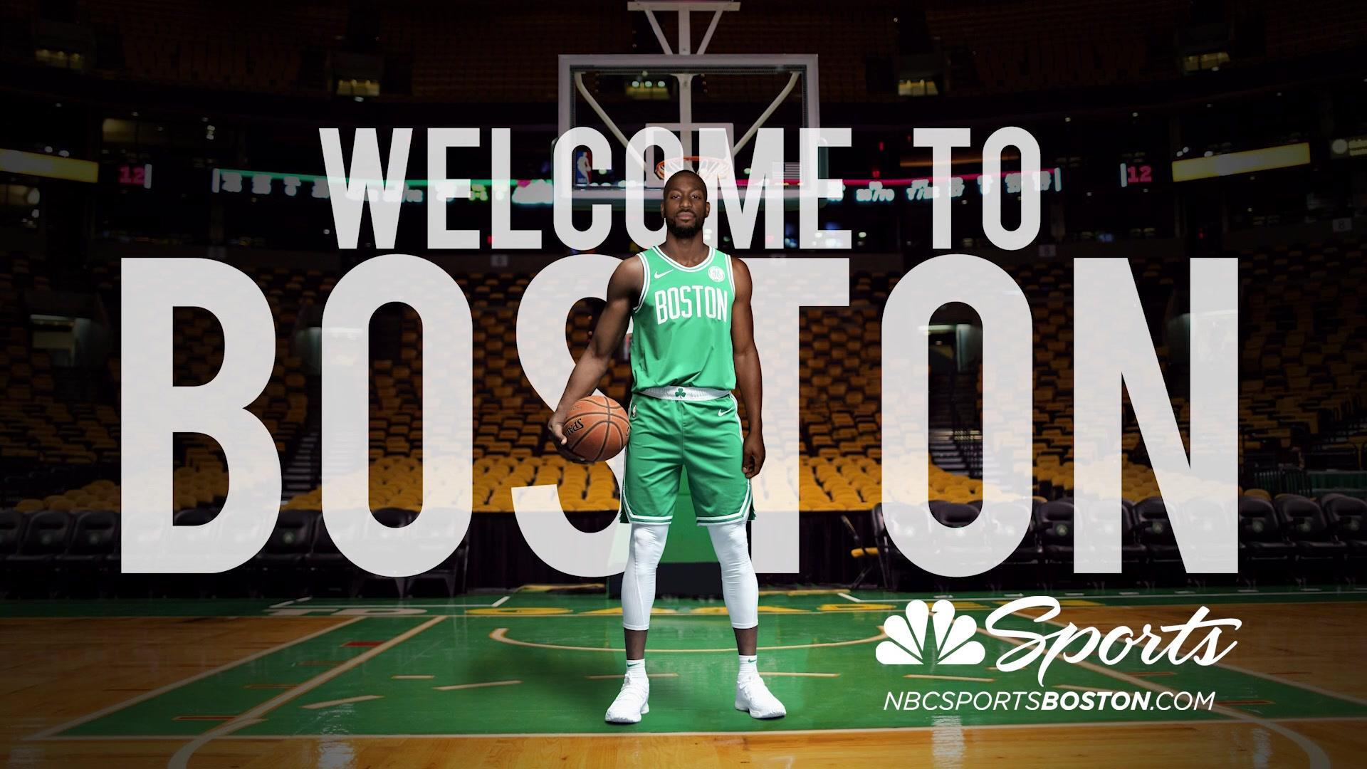 Kemba Walker Boston Celtics Wallpapers Wallpaper Cave