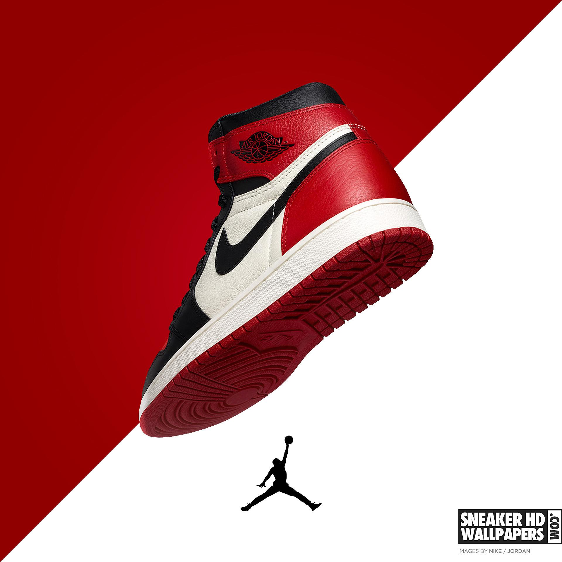 Nike Air Jordan 1 Wallpapers Wallpaper Cave