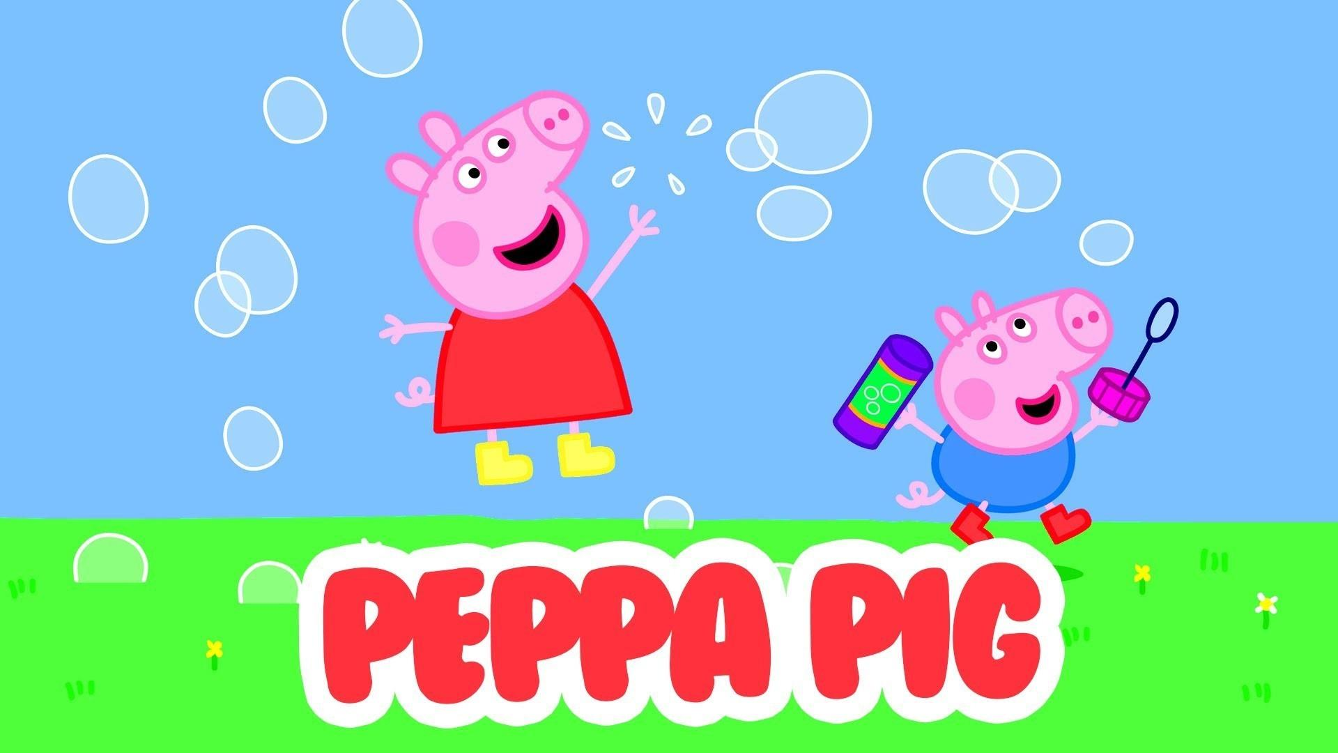 Peppa Pig Wallpapers