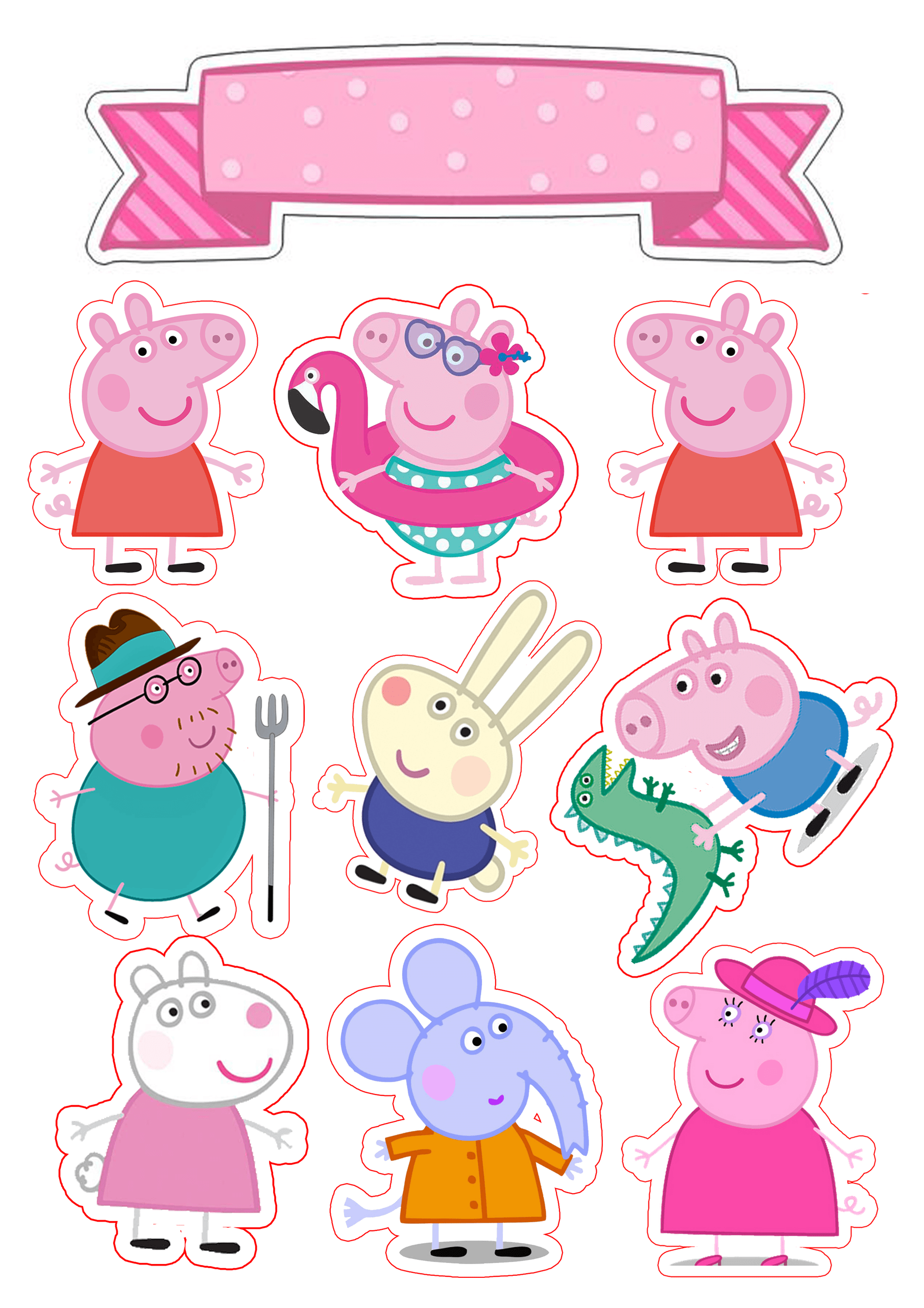 Peppa Pig Wallpaper: Peppa Pig Wallpapers Iphone X