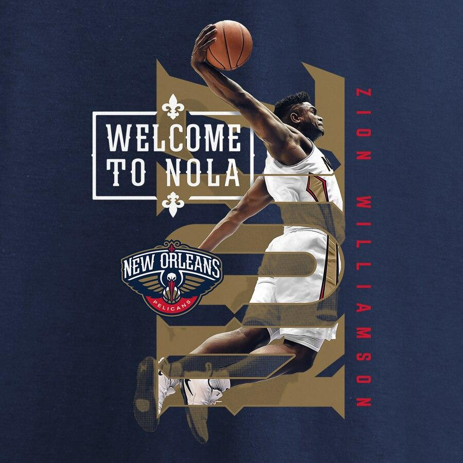 Zion Williamson New Orleans Pelicans Wallpapers ...