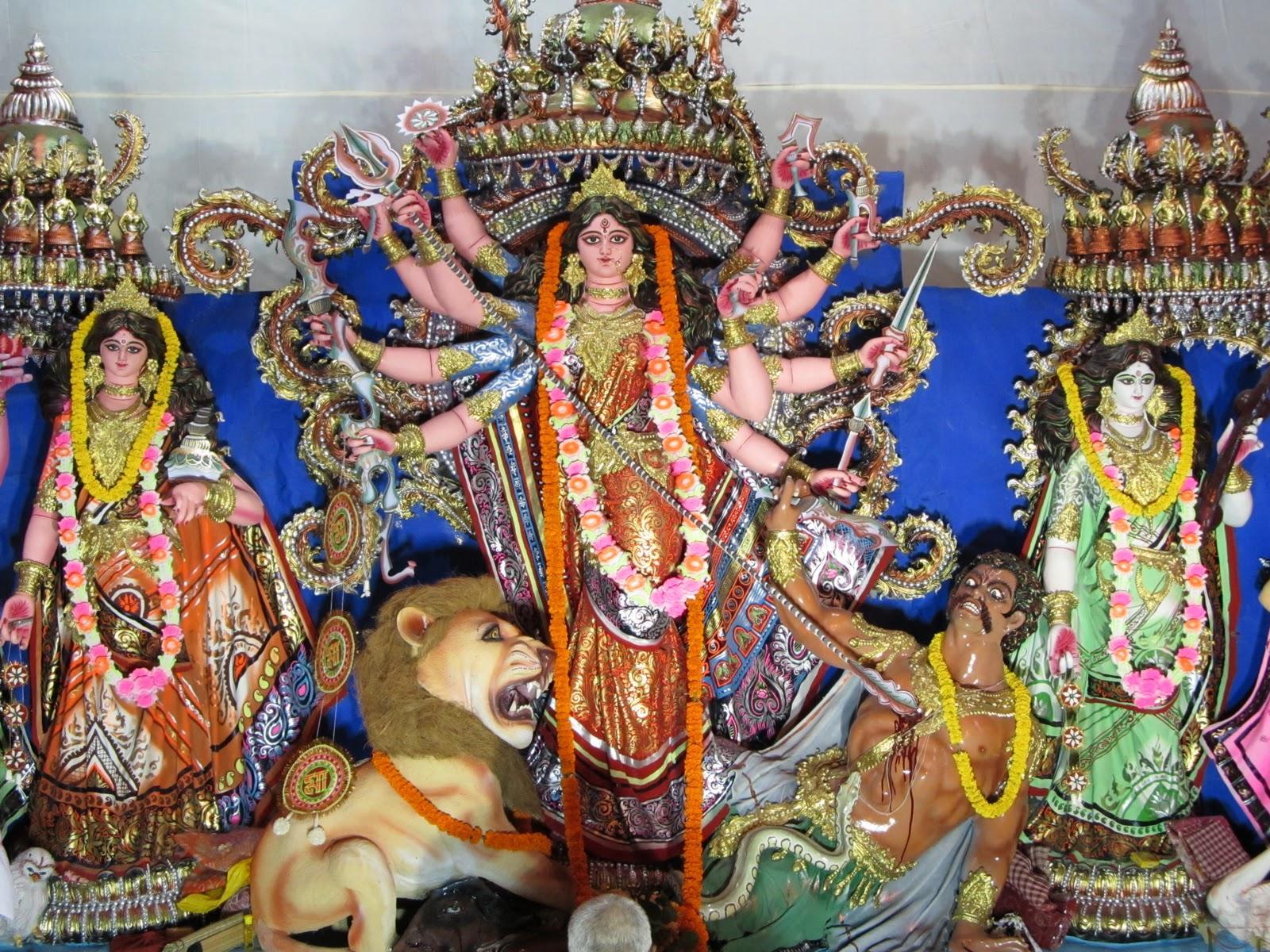 Durga Murti Wallpapers Wallpaper Cave