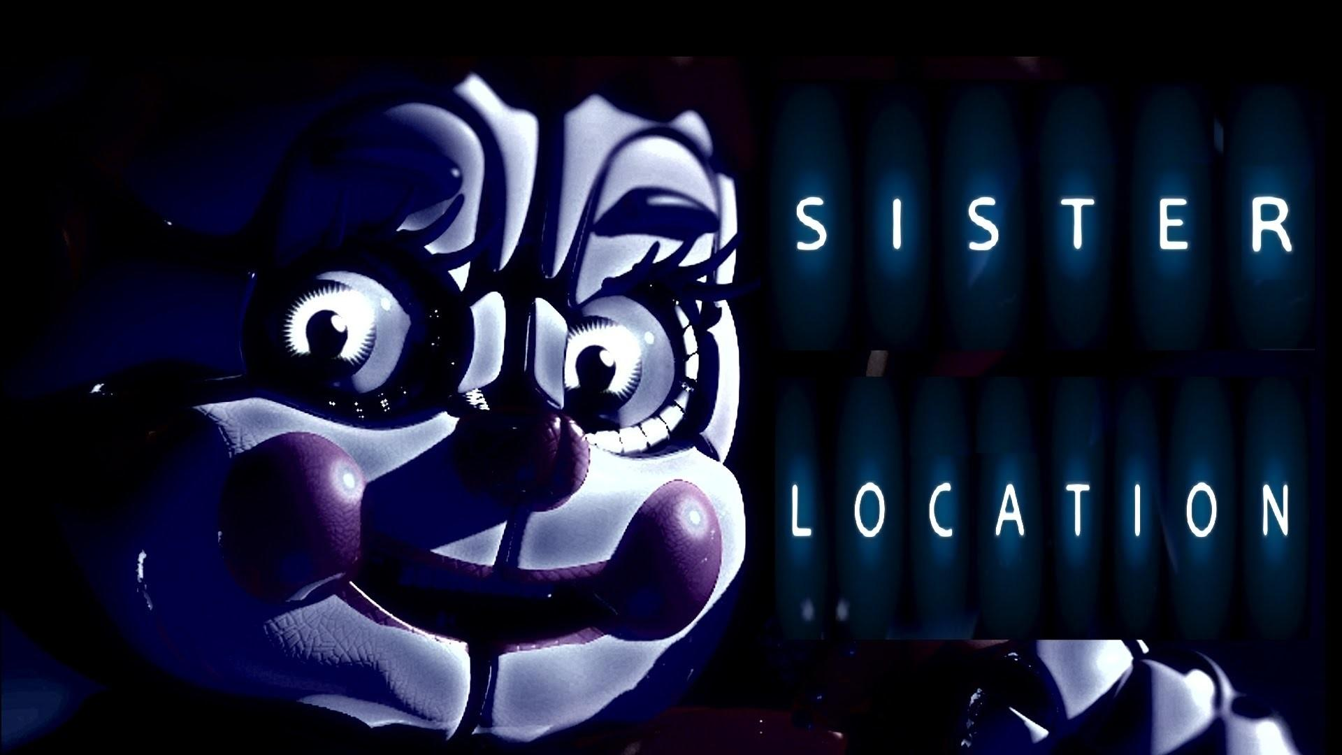Fnaf Sister Location Wallpapers Wallpaper Cave