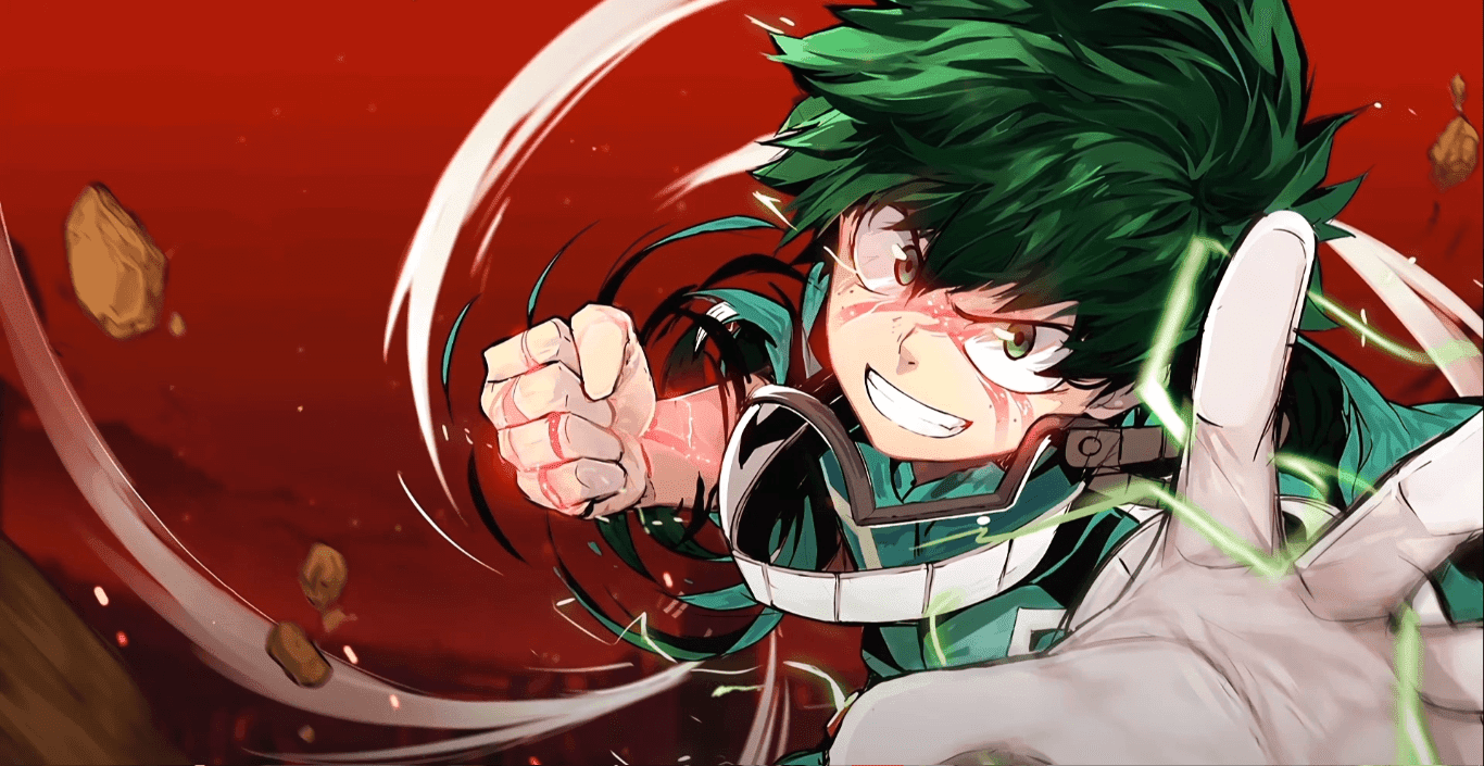 Boku no Hero Academia The best [Wallpapers Engine Anime]