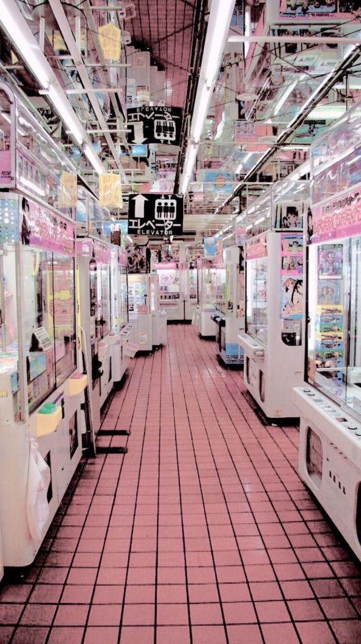 Pink Aesthetic Japan Wallpapers - Wallpaper Cave