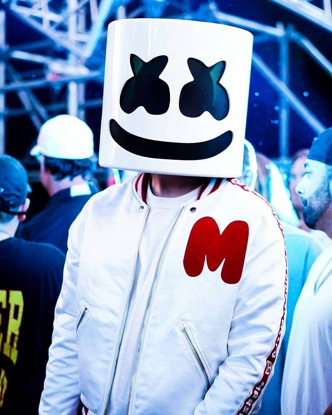 Alan Walker And Marshmello Wallpapers Wallpaper Cave