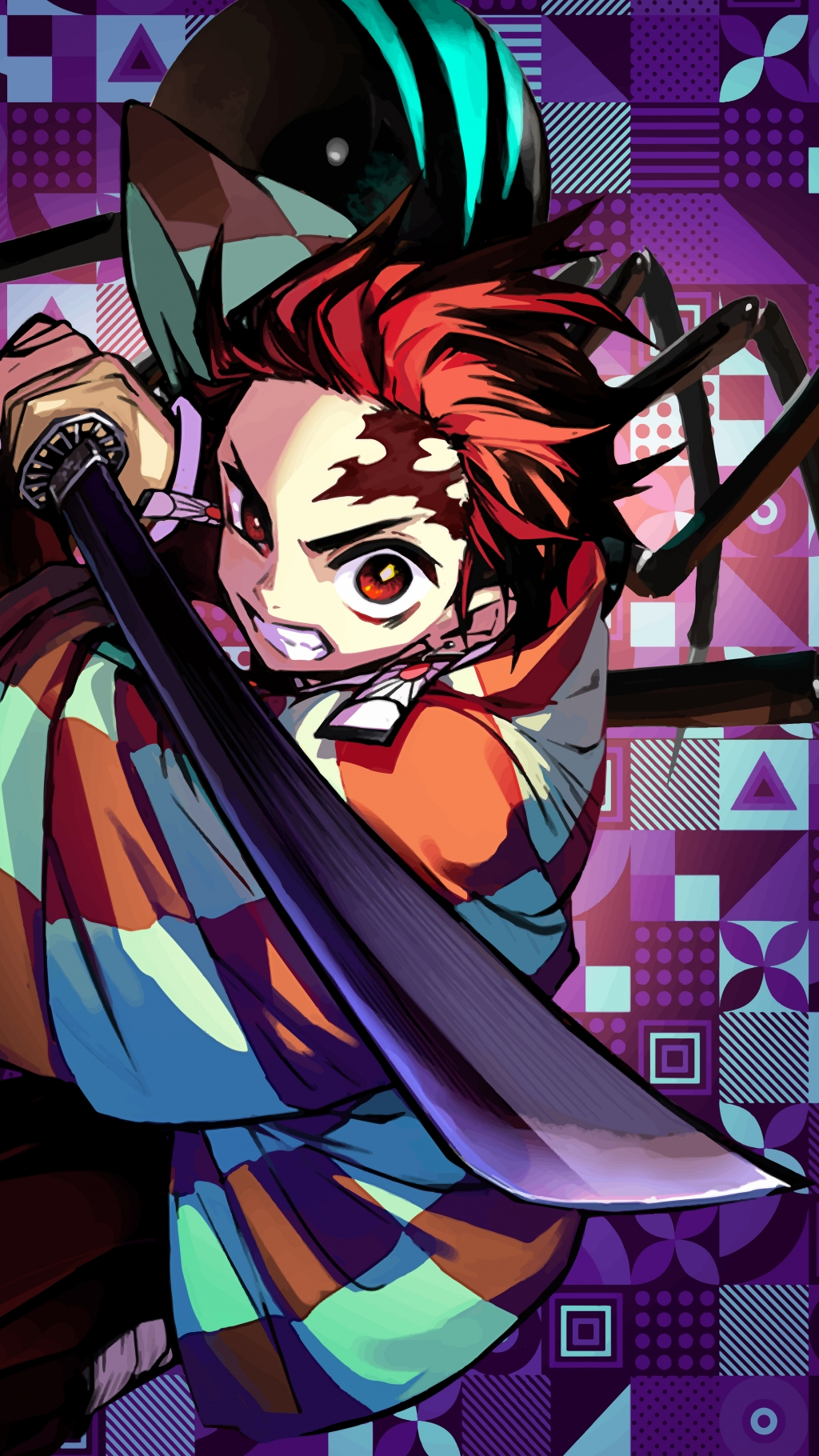 Demon Slayer Kimetsu No Yaiba Phone Wallpapers Wallpaper Cave