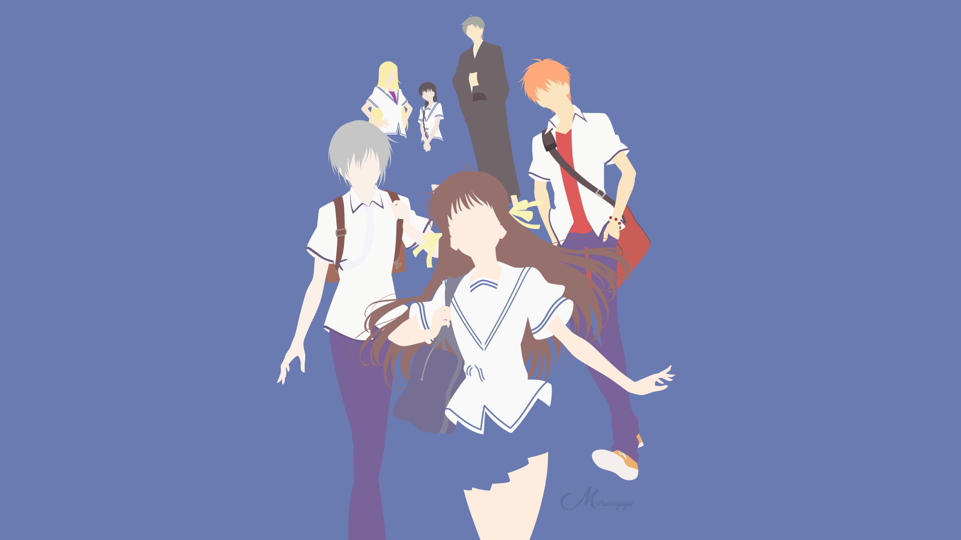 Fruits Basket HD Wallpapers