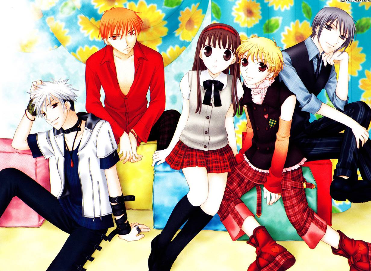 Fruits Basket Wallpapers Full HD