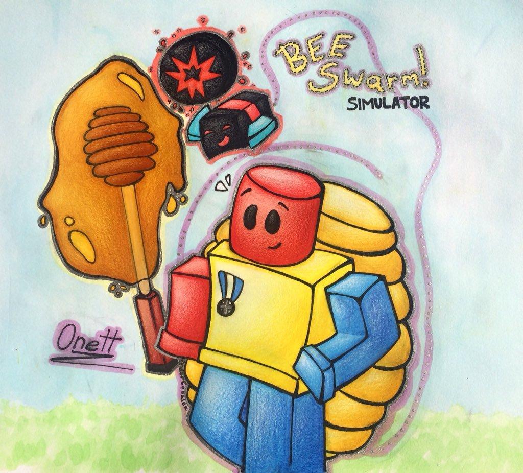 Roblox Bee Swarm Simulator Wallpapers Wallpaper Cave
