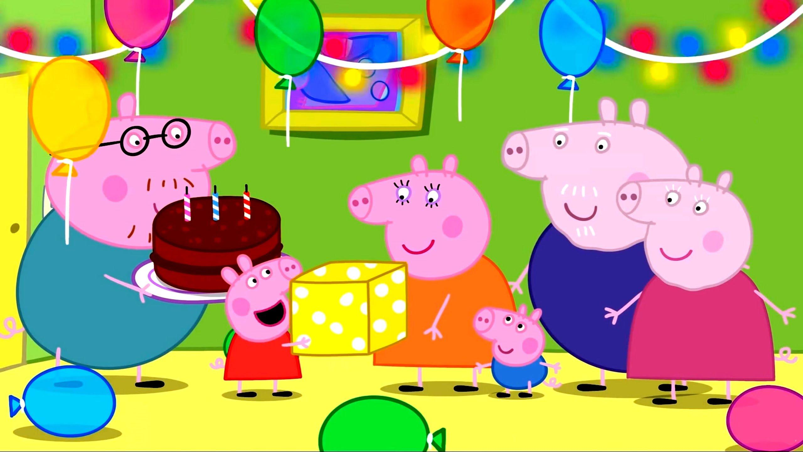 Peppa Pig Wallpapers ✓ Fitrini's Wallpapers