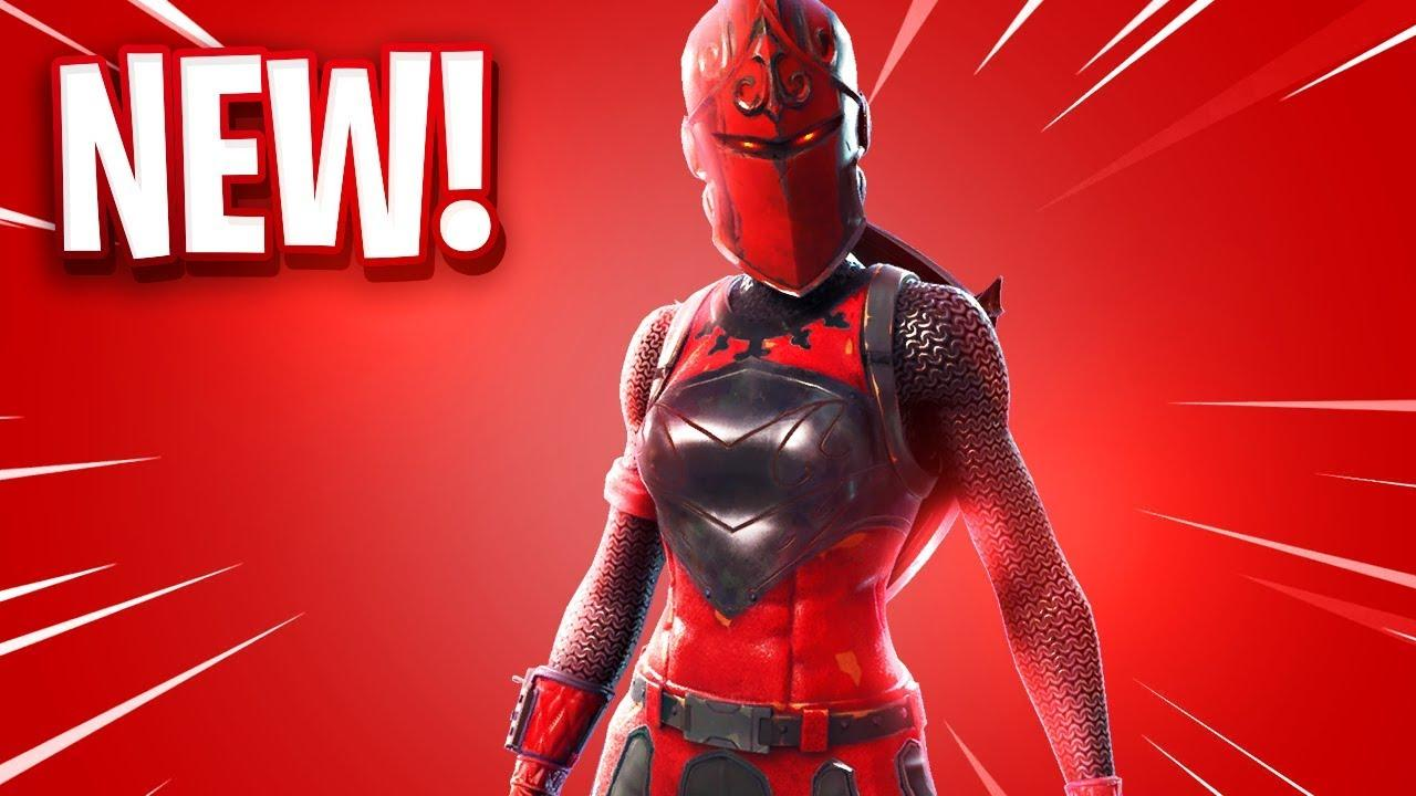 Fortnite Red Knight Wallpapers Wallpaper Cave