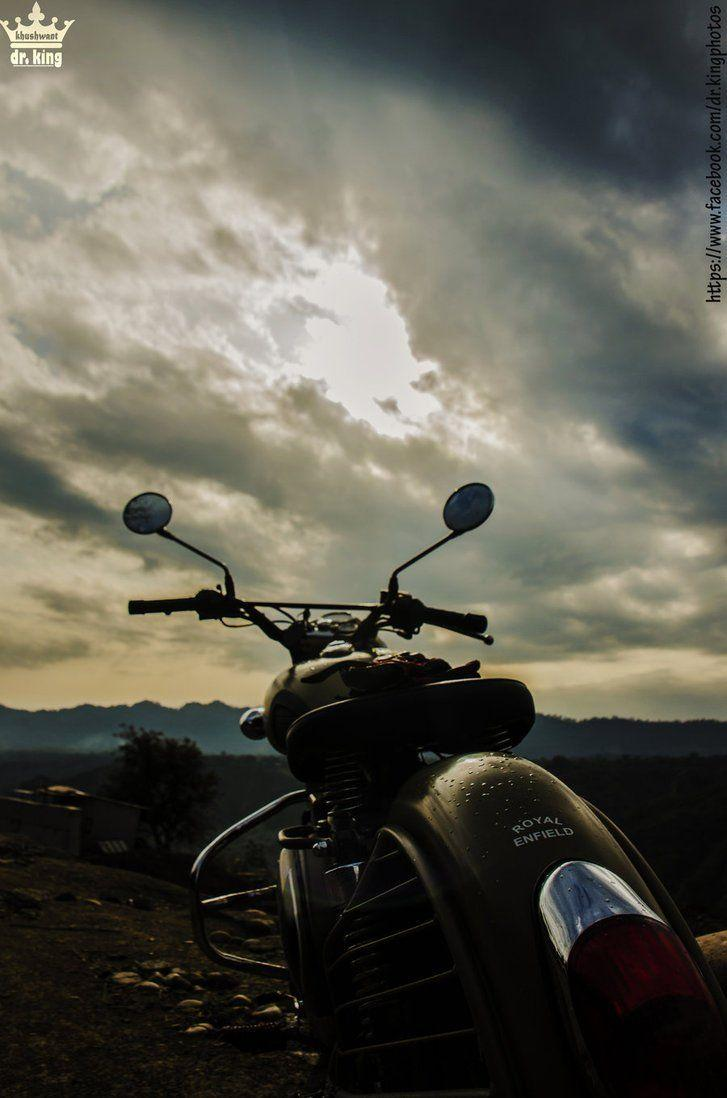 Royal Enfield Mobile Wallpapers Wallpaper Cave