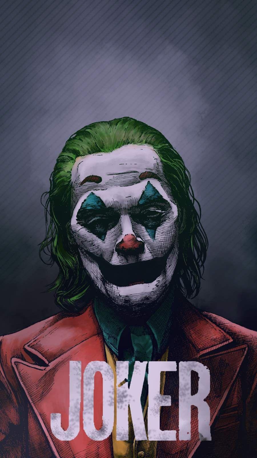 Joker Movie Phone Wallpapers Wallpaper Cave