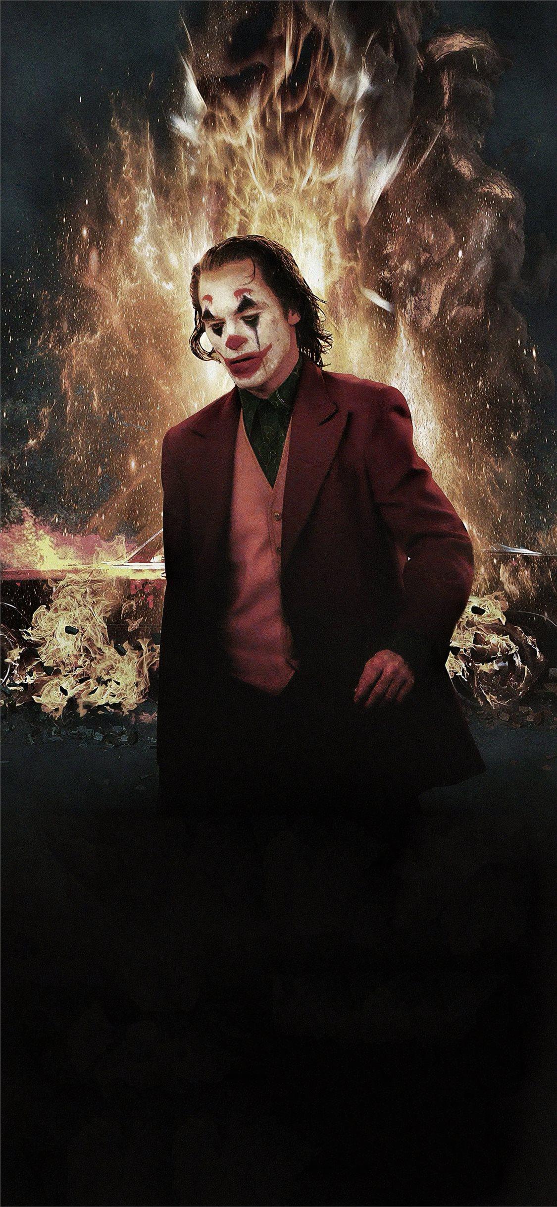 Joker Movie Iphone Wallpapers Wallpaper Cave