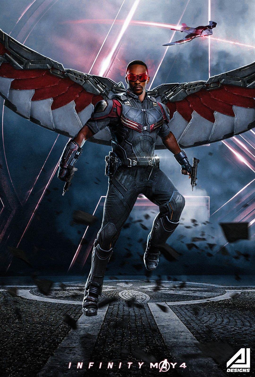 Falcon Avengers