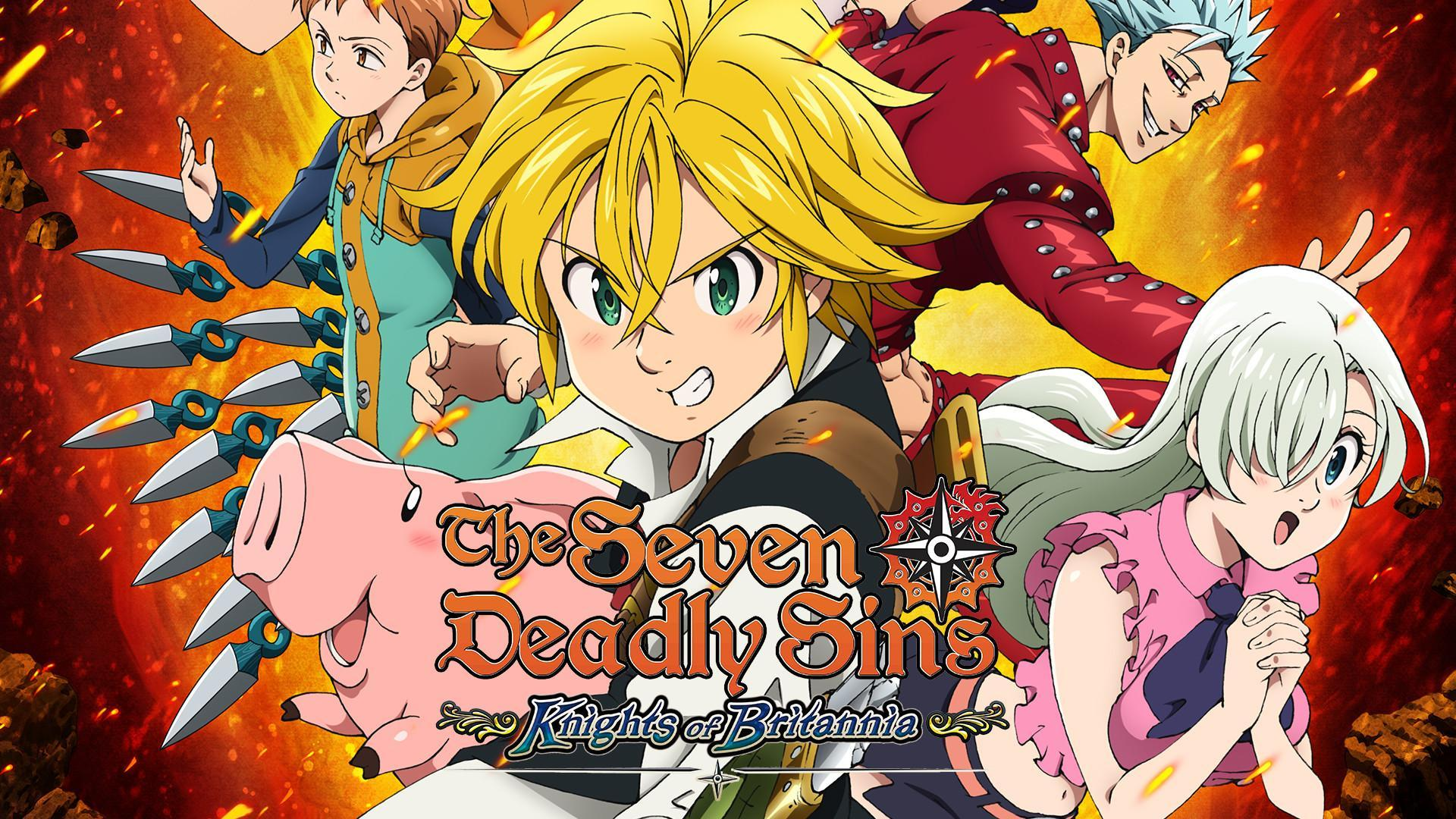 Supreme Seven Deadly Sins Wallpapers Wallpaper Cave
