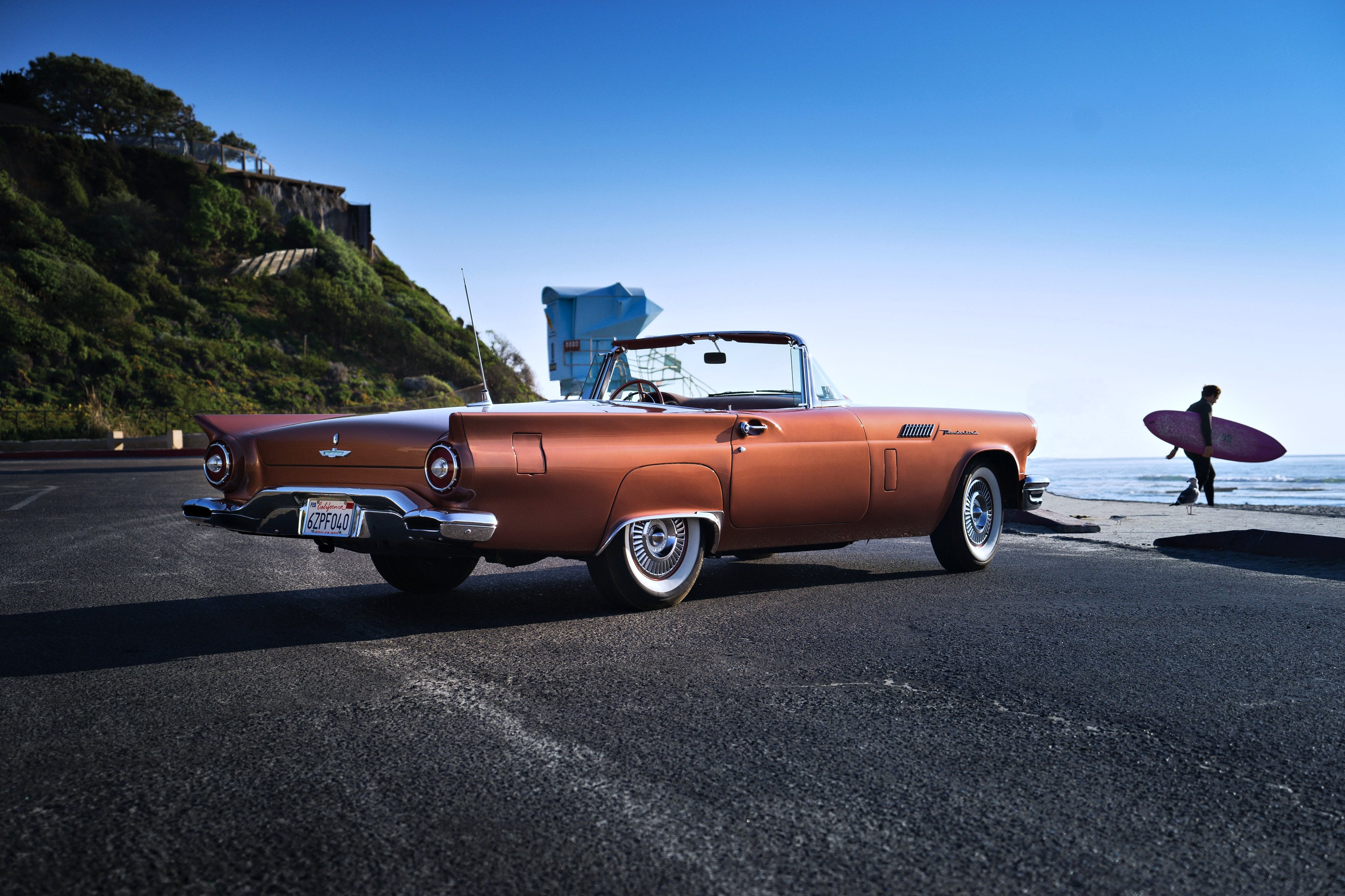 Ford Thunderbird Wallpapers Wallpaper Cave