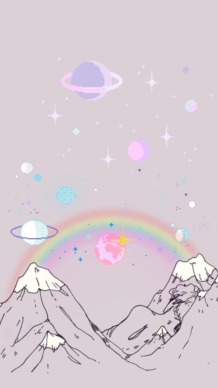 Kawaii Anime Aesthetic Wallpapers Wallpaper Cave