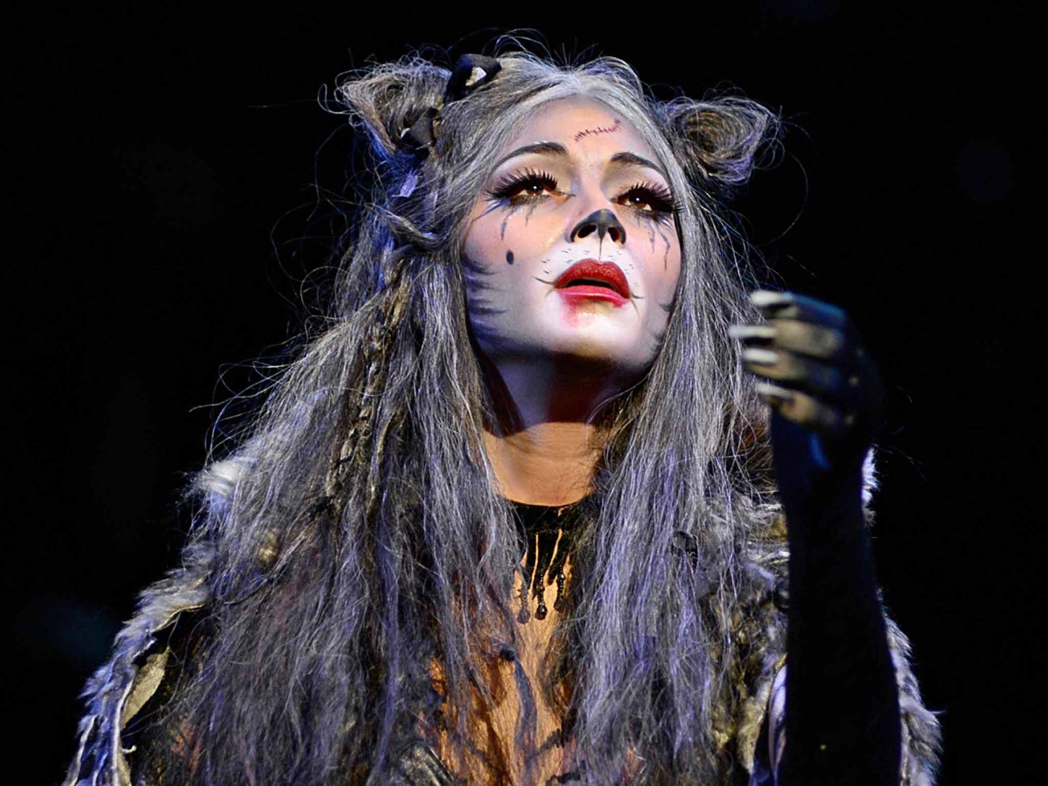 Cats Broadway Makeup Saubhaya