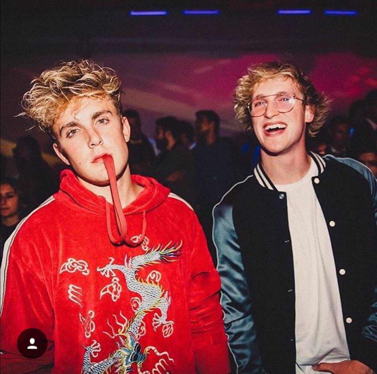 Logan And Jake Paul Wallpapers