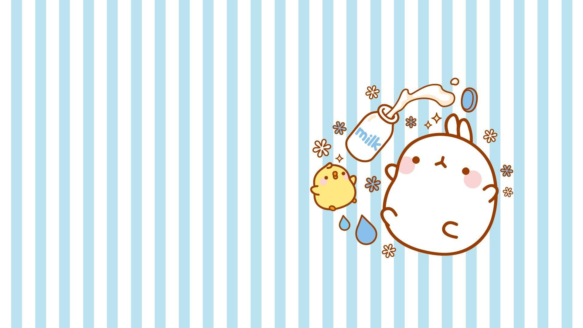 Cute Kawaii Pc Wallpapers Wallpaper Cave