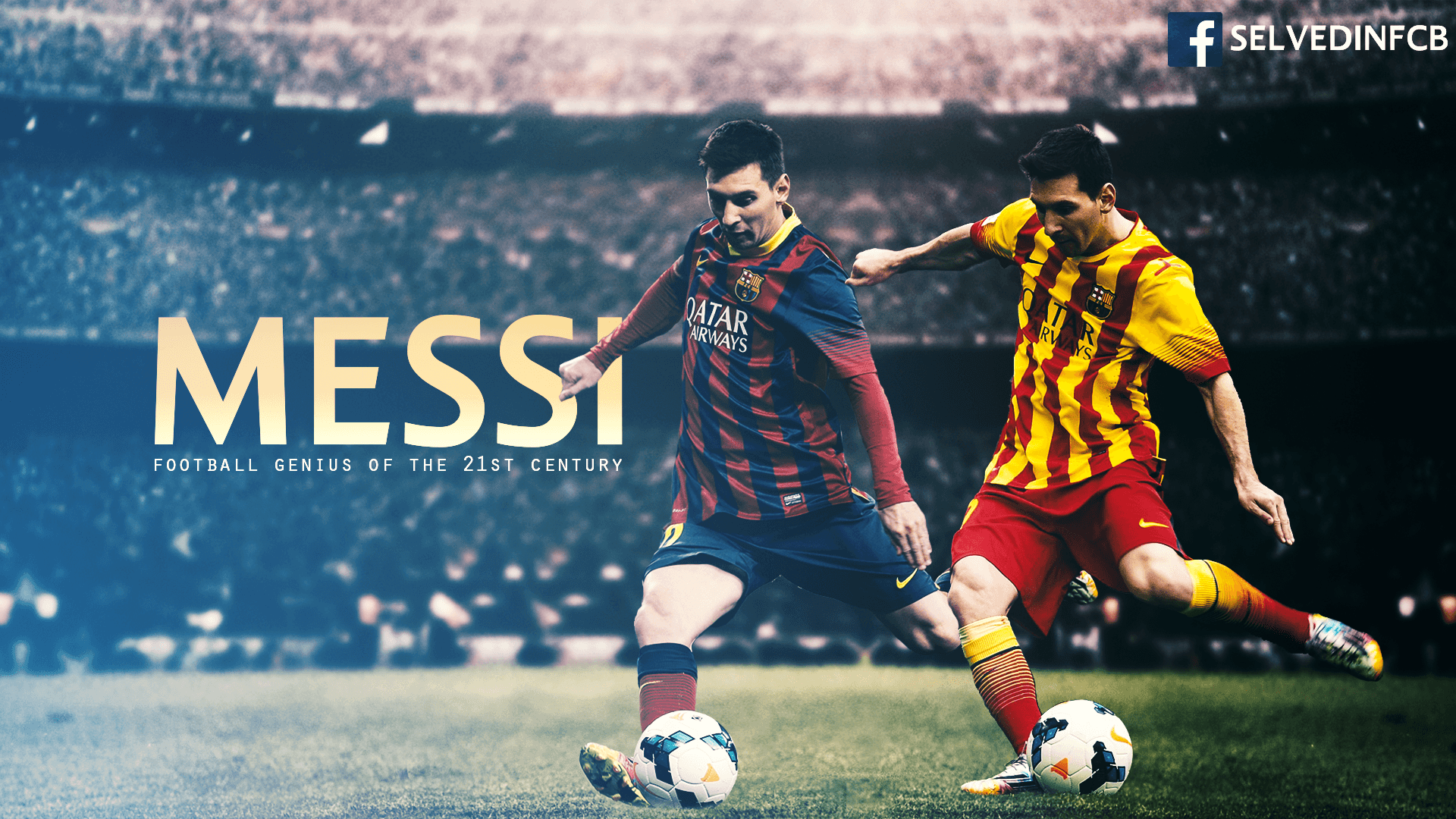 Messi For Pc Wallpapers Wallpaper Cave