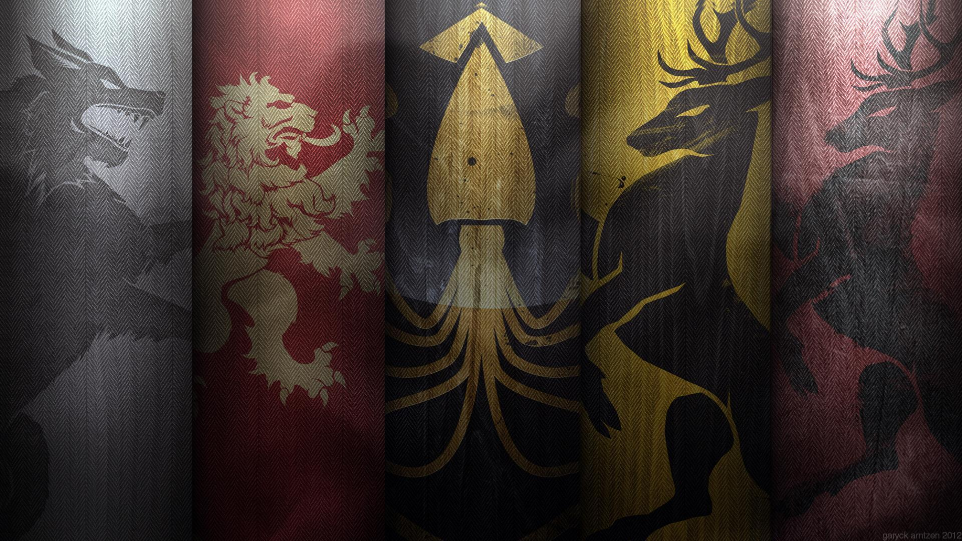 Game Of Thrones Banner Wallpapers Wallpaper Cave