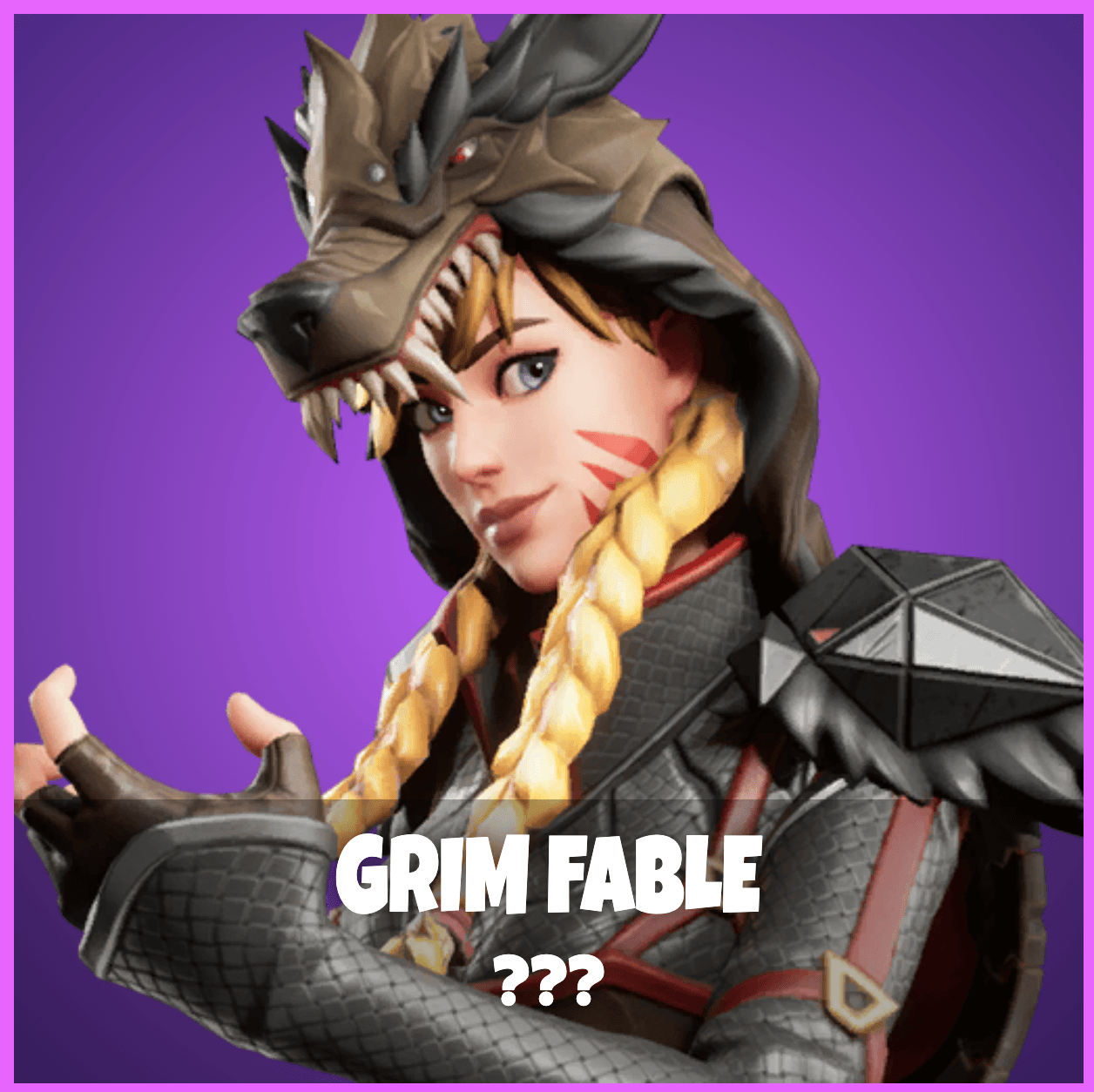 Grim Fable Fortnite wallpapers