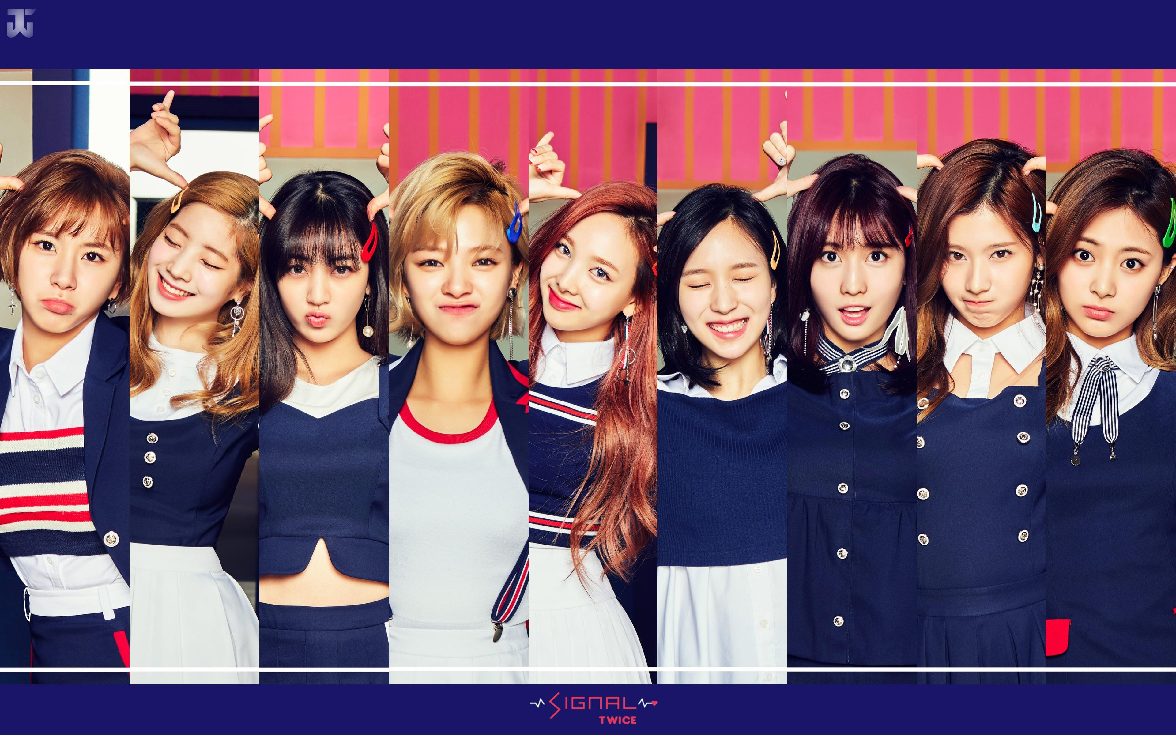 Signal Twice Wallpapers Wallpaper Cave