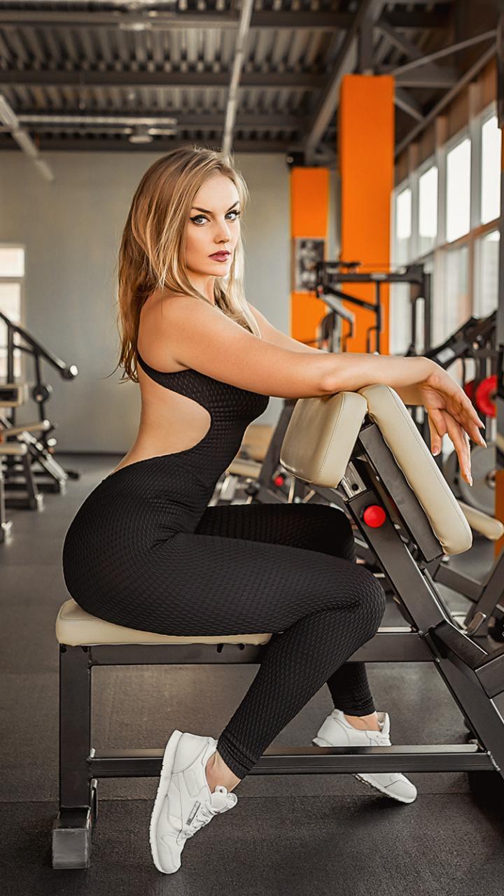 Girl gym THAT GYM