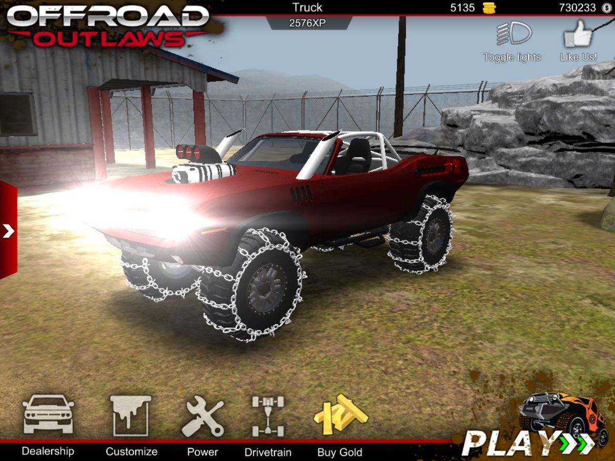 Offroad Outlaws Wallpapers Wallpaper Cave