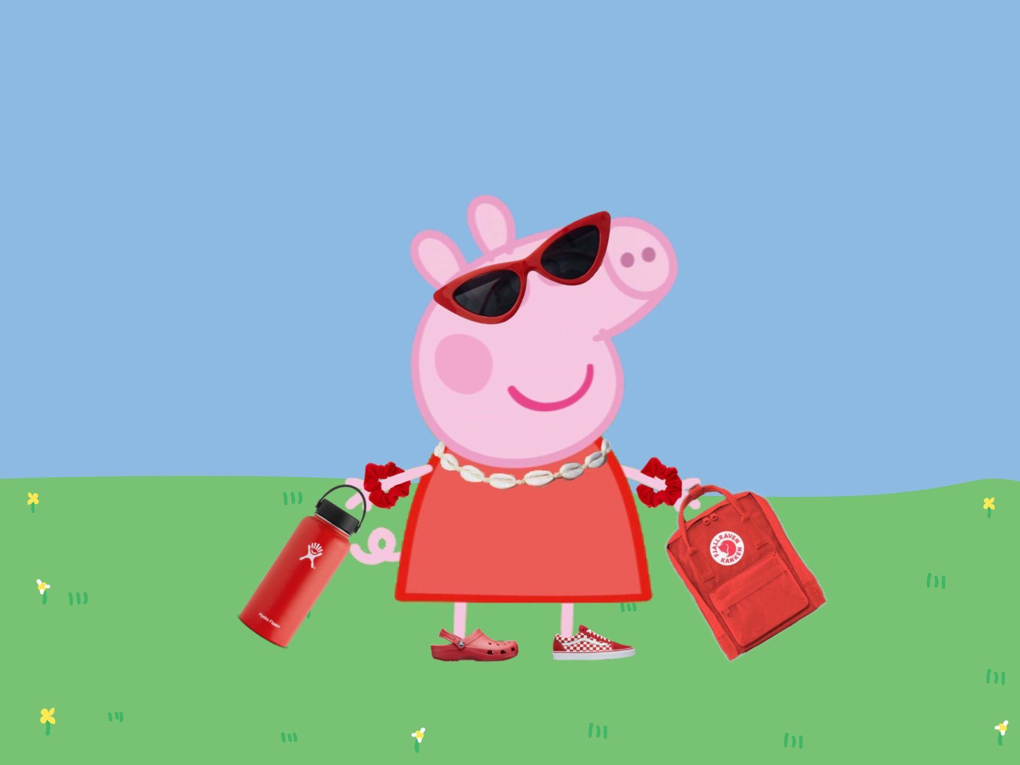 Peppa Pig VSCO Wallpapers
