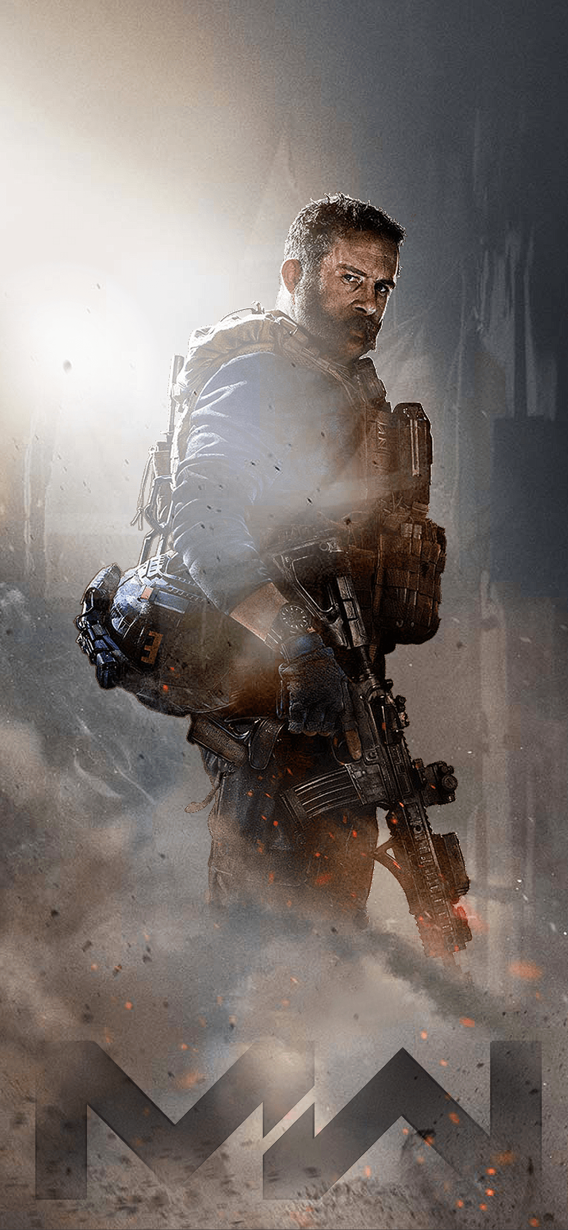 Call Of Duty Modern Warfare Iphone Wallpapers Wallpaper Cave
