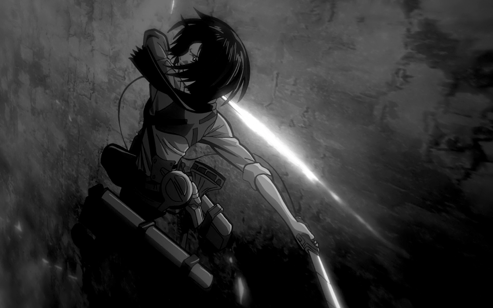 aesthetic attack on titan wallpapers