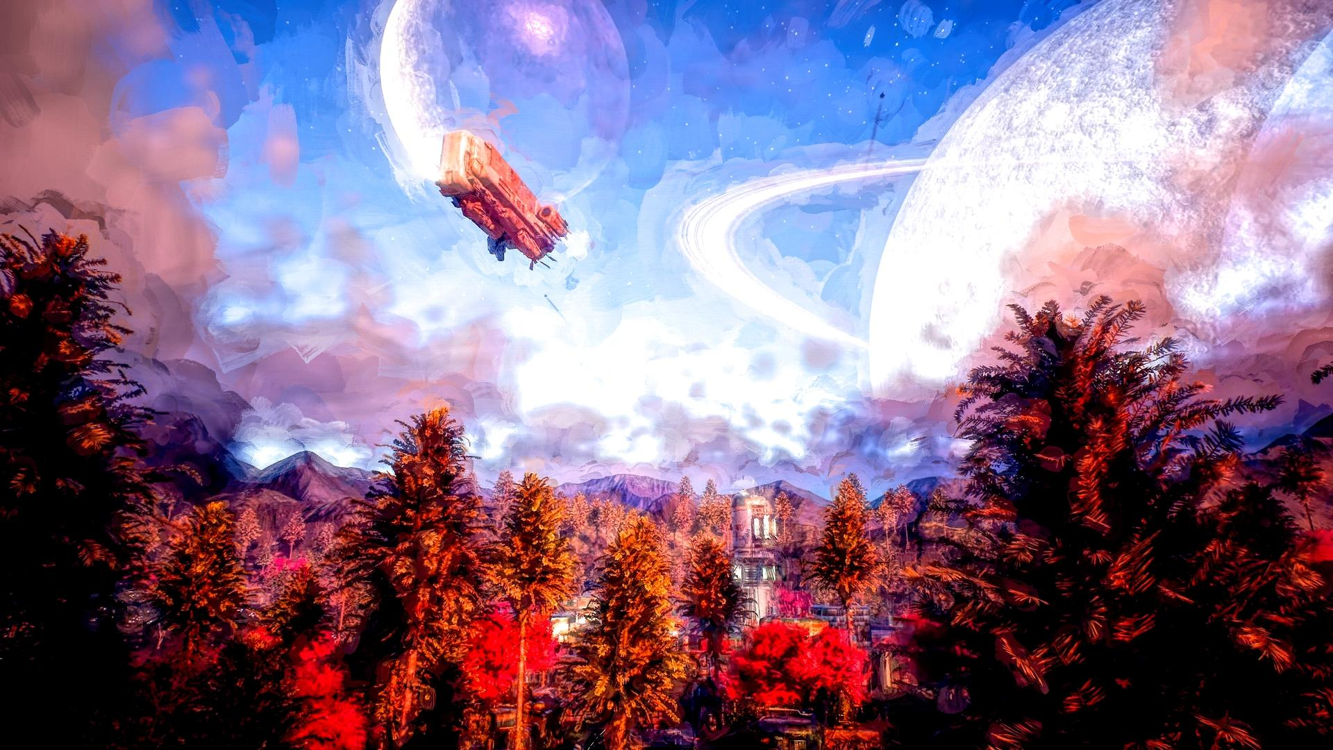 The Outer Worlds 2019 Wallpapers Wallpaper Cave