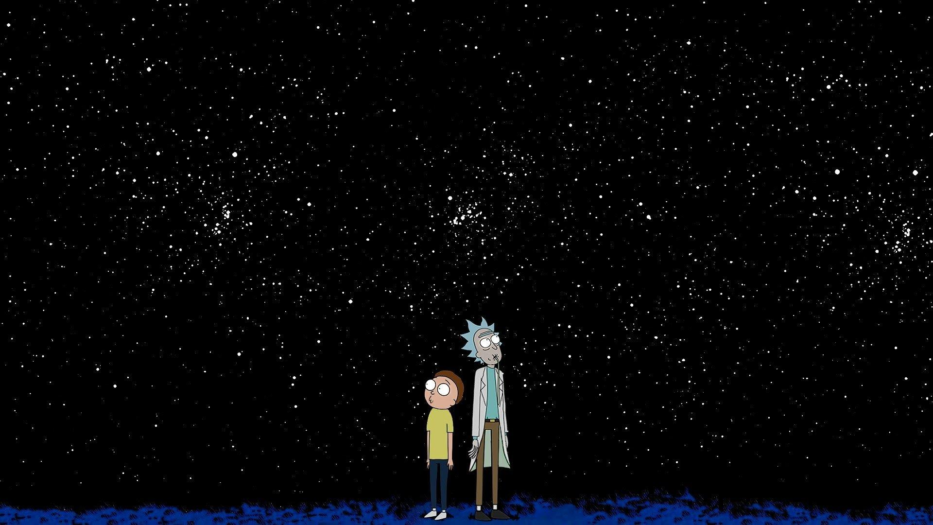 24 Rick And Morty Portal Wallpapers Wallpaperboat