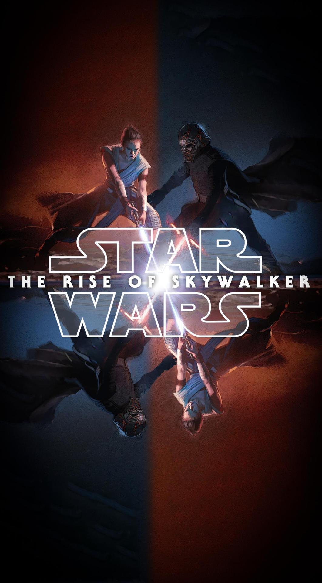 The Rise Of Skywalker Wallpapers Wallpaper Cave