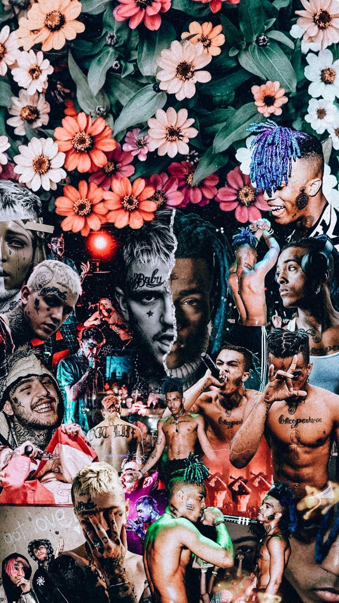 17+] Lil Peep And XXXTentacion Wallpapers