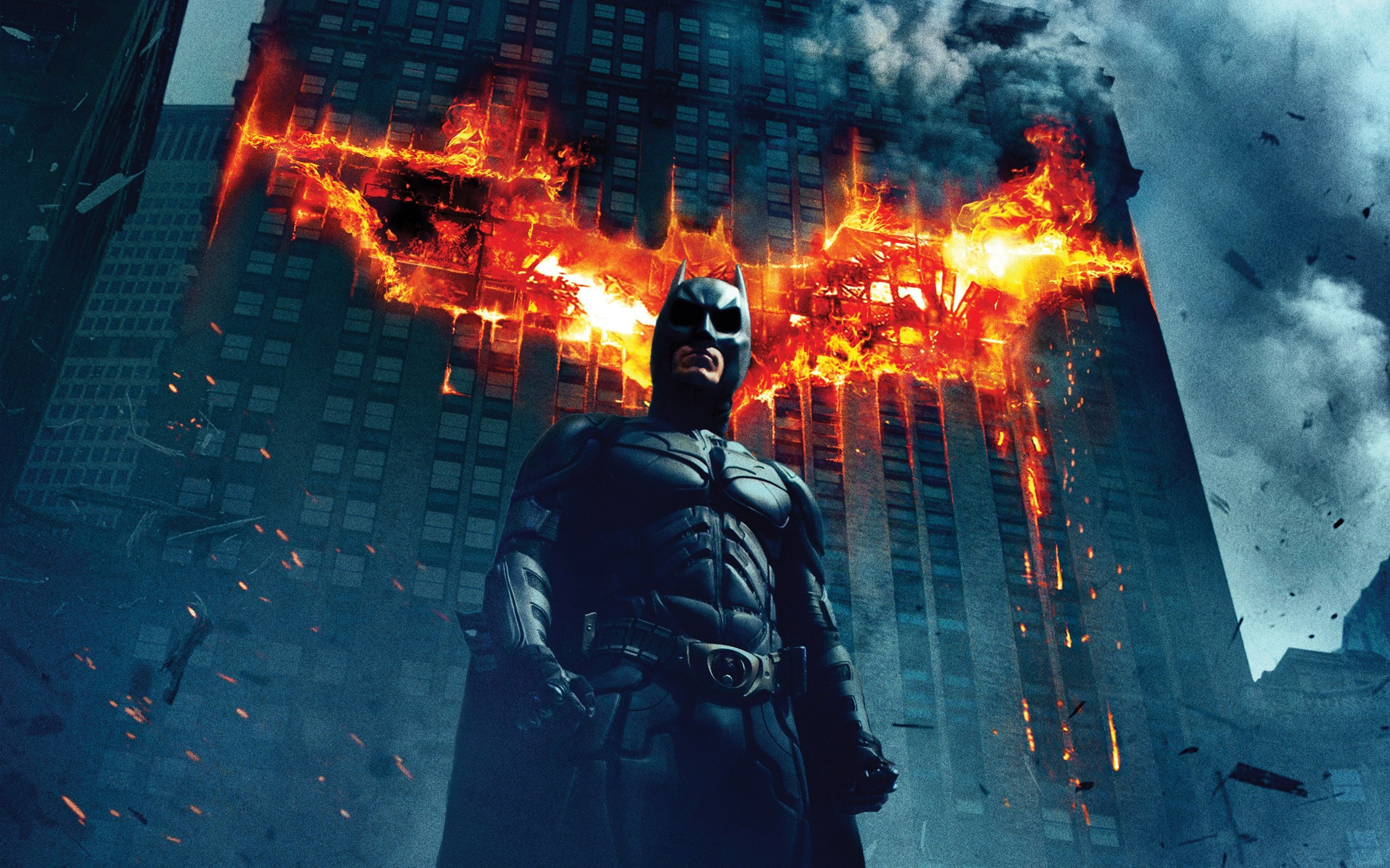 Batman The Dark Knight Wallpapers Wallpaper Cave