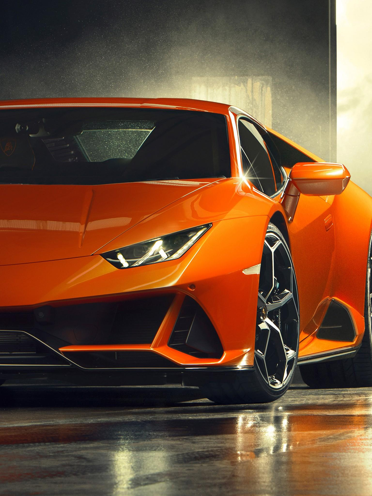 Lamborghini Huracan Evo 2019 4k 6 Wallpapers