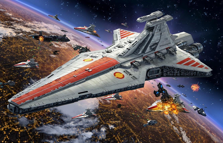 Galactic Republic Wallpapers Wallpaper Cave