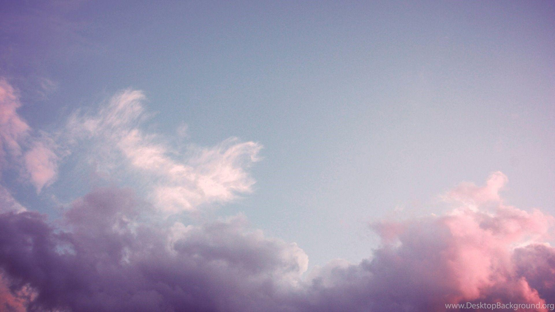 Clouds Tumblr Laptop Wallpapers Wallpaper Cave