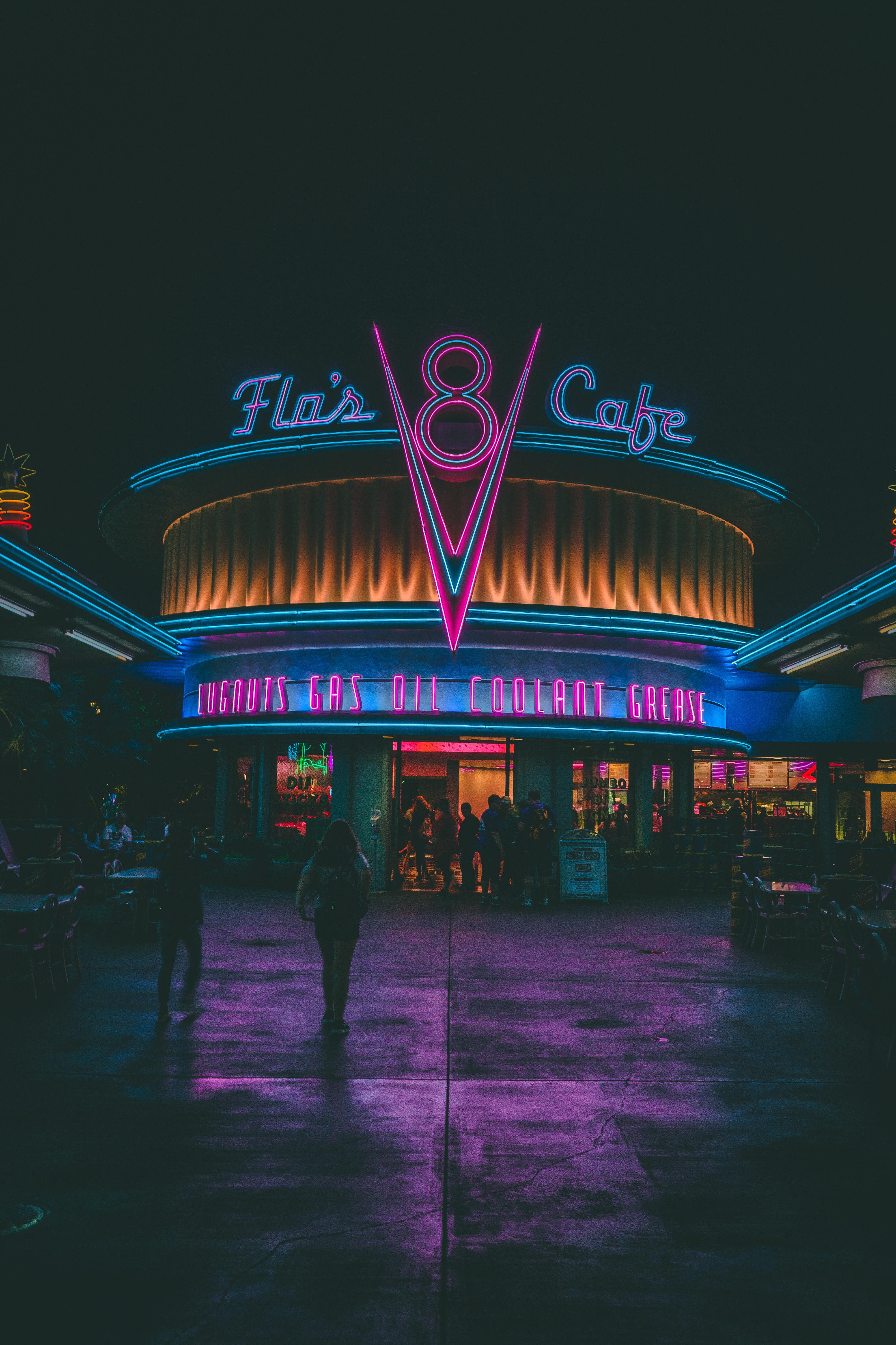 Aesthetic Neon Wallpapers - Wallpaper Cave