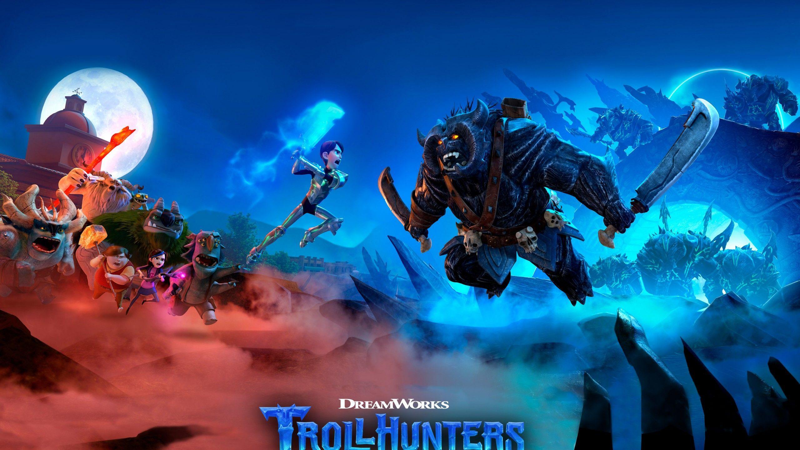 Troll Hunter Teams Background