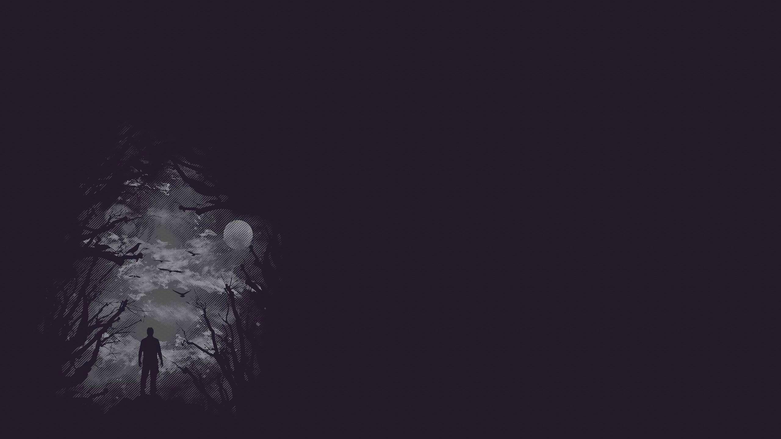 Cute Black Aesthetic Desktop Wallpapers - Wallpaper Cave